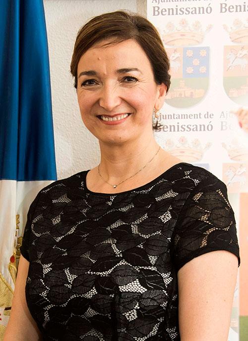 Amparo Navarro Bargues - Alcaldessa de Benissanó